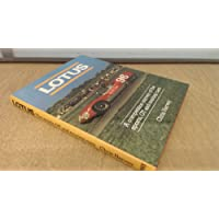 Lotus: A Competition Survey of the Sports, Gt, and Touring Cars