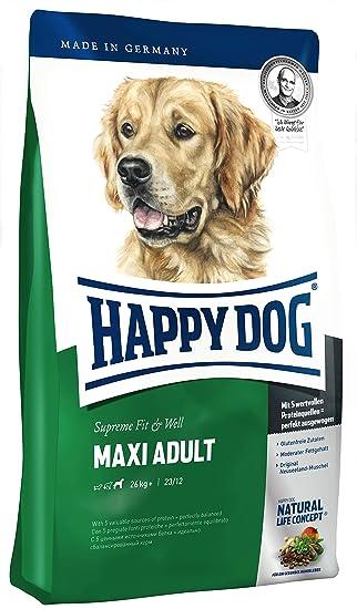 Happy Dog Fit & Well Adult Maxi Comida para Perros - 4000 gr
