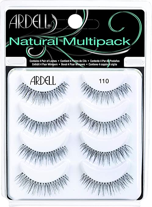 e29802dcd27 Buy Ardell Multipack 110 Fake Eyelashes Online at Low Prices in India -  Amazon.in