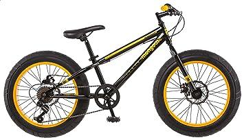 Mongoose Massif Boy S 20 Fat Tire Bike Sports