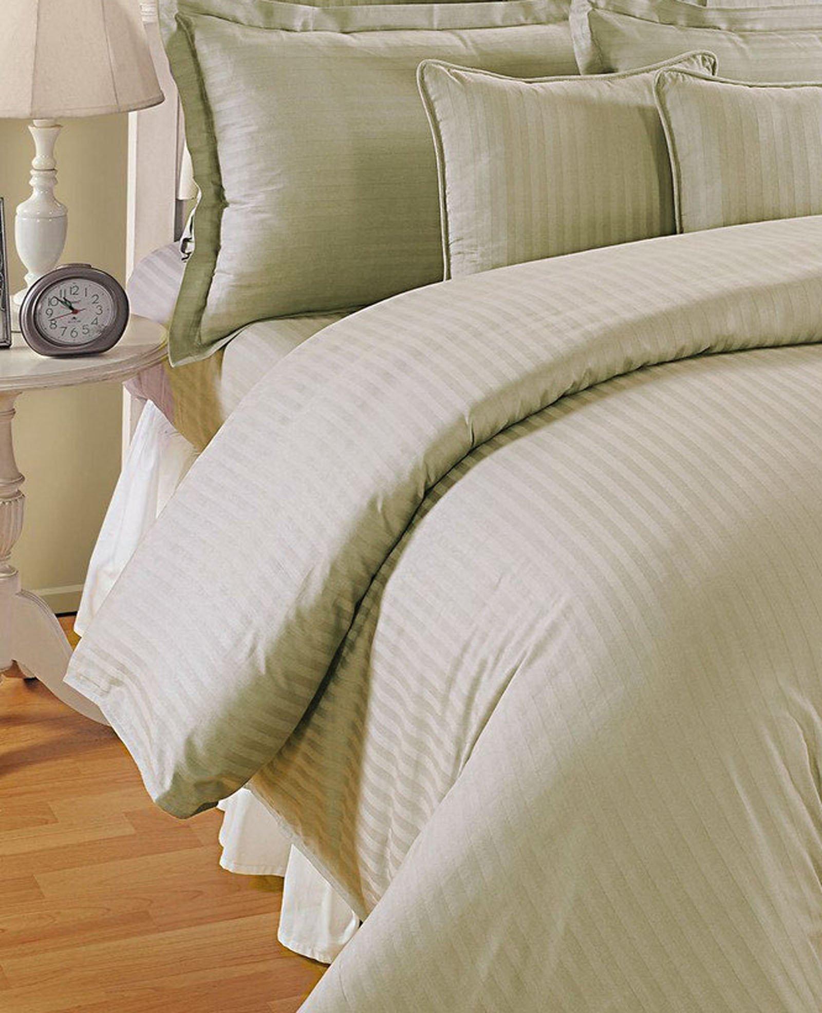 Yuga 8 Pieces Bed In Bag Set Printed Mauve Cotton Material Comforter Bedding Set