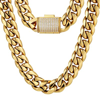 Details about  /Unisex Stainless Steel Hollow Abstract Design Rhombic Pendant Gold Tone Cool 12K