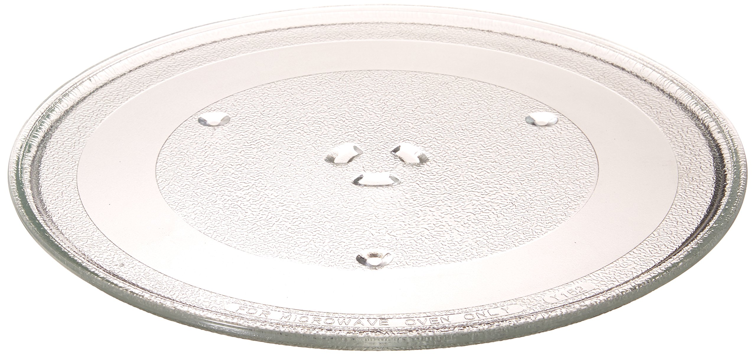General Electric Microwave Glass Turntable Plate / Tray 13 1/2 '' WB39X10032 by General Electric