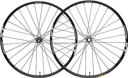 "Shimano Deore XT WH-M8000-B - Ruedas para Bicicleta de montaña (29"""