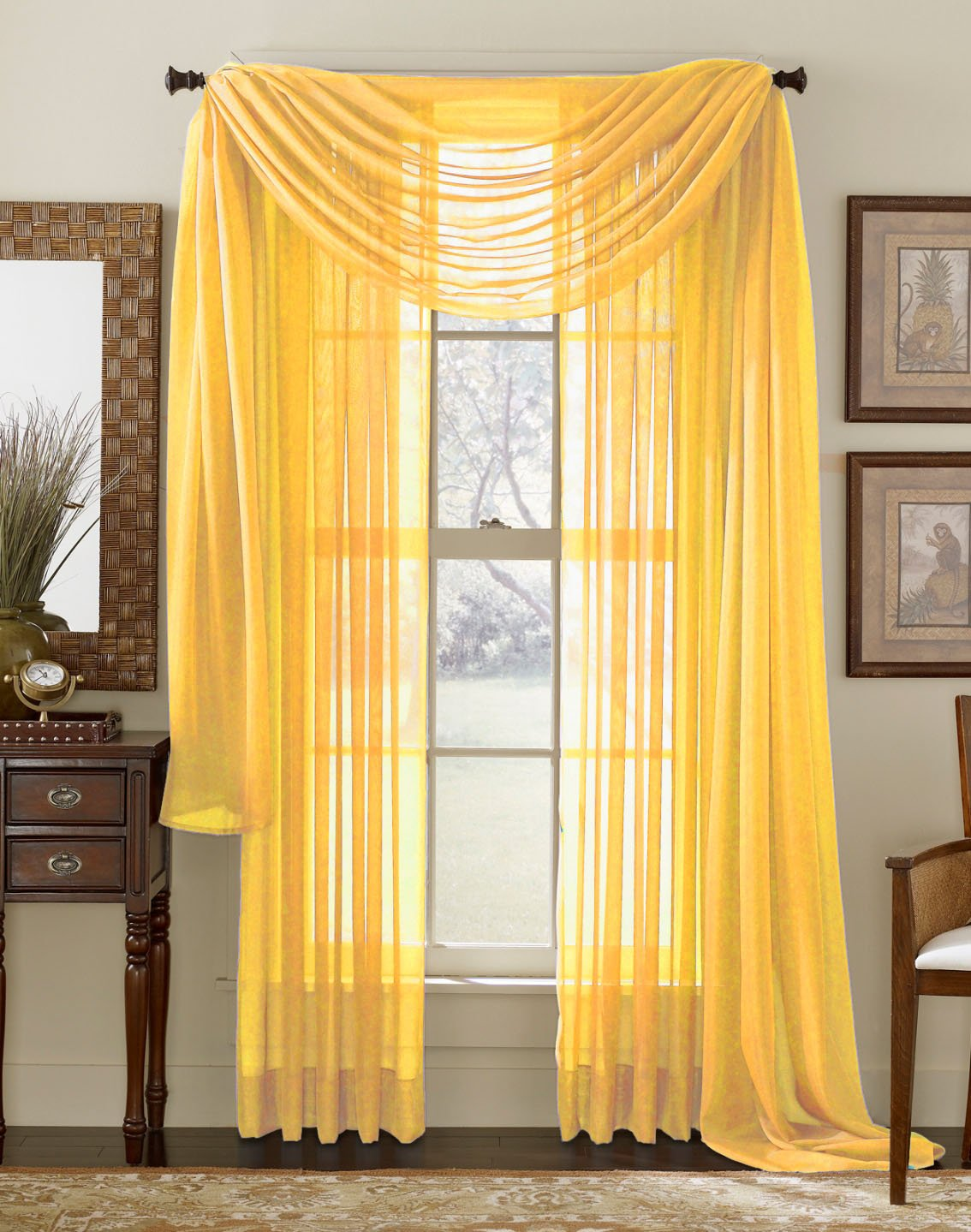 yellow chevron white curtains awesome ideas curtain accesories beige and accessories within home drapes