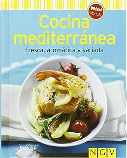 Cocina Mediterránea (Minilibros de cocina)