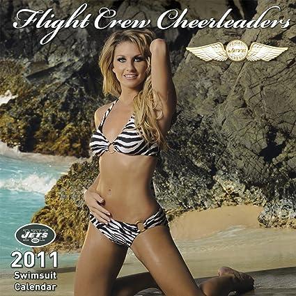 Jets Flight Crew Calendar 2019 Amazon.com: New York Jets Flight Crew Cheerleaders 2011 Swimsuit