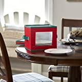 Household Essentials 534RED Holiday China