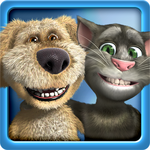 Talking Tom & Ben News - Tom Free