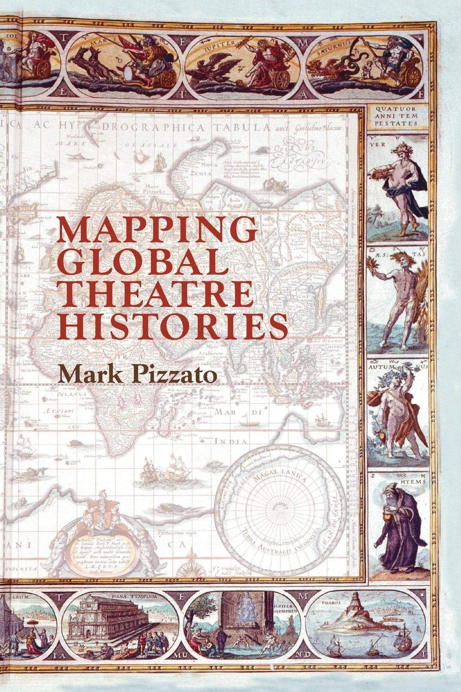 Amazon.com: Mapping Global Theatre Histories (9783030127268 ...