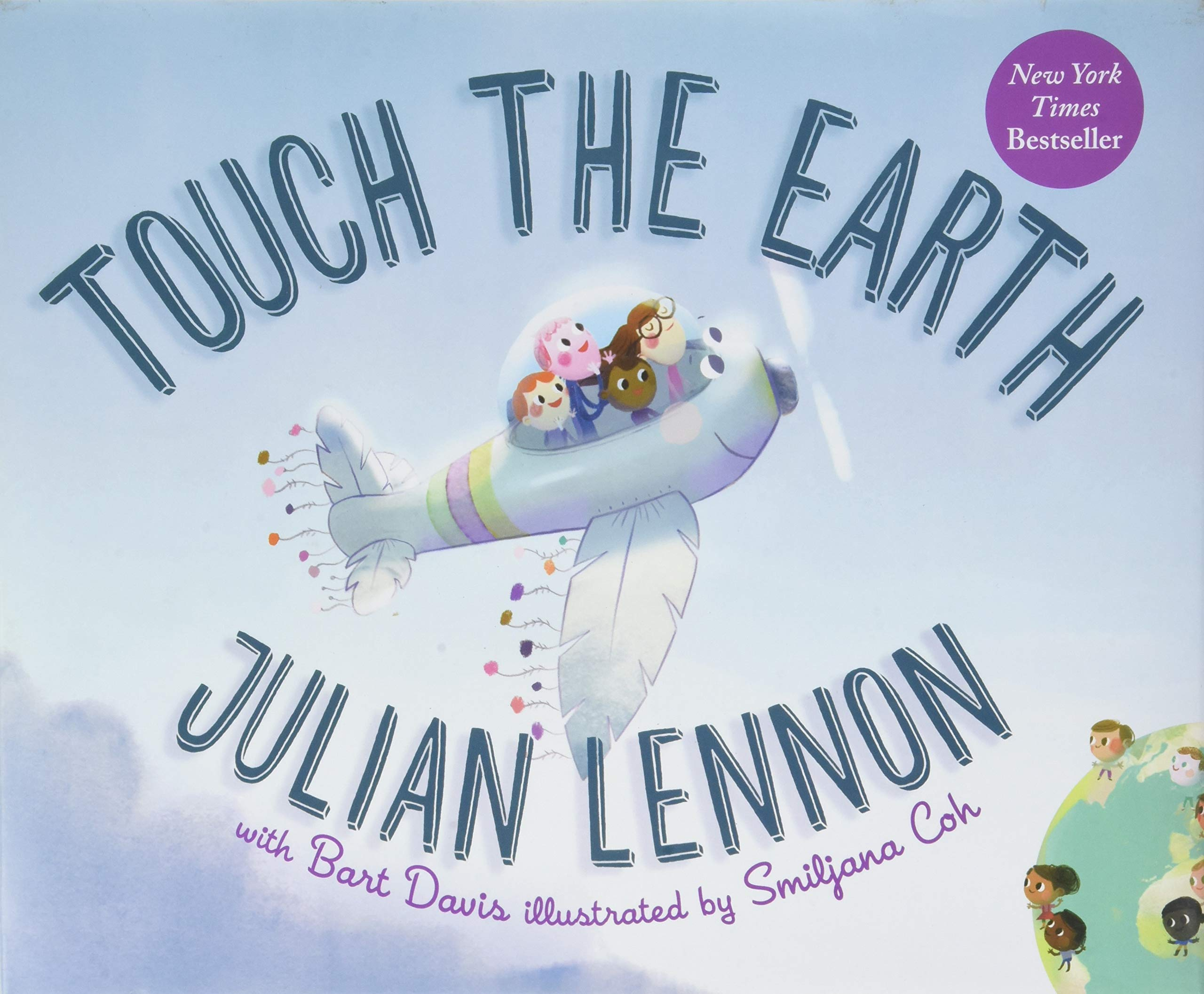 Amazon.com: Touch the Earth (A Julian Lennon White Feather Flier ...