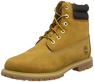 buy popular f3c1c 1a0c2 Timberland Women s Waterville 6 Inch Double Collar Boot  Buy Online at Low  Prices in India - Amazon.in