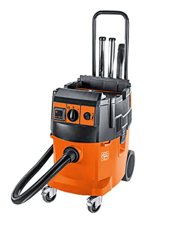 FEIN Turbo II X Vacuum Cleaner, Wet/Dry, 9.3 Gallon, 1380W