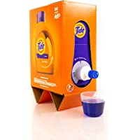 Deals on Tide Liquid Laundry Detergent Eco-Box, 105 fl oz, 96 Loads