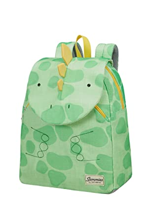 le dernier 91dae a747b SAMSONITE Happy Sammies - Children Backpack S Cartable, 28 cm, 7.5 liters,  Multicolore (Dino Rex)