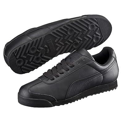 1637eba6 Puma Men's Roma Basic Leather Sneakers