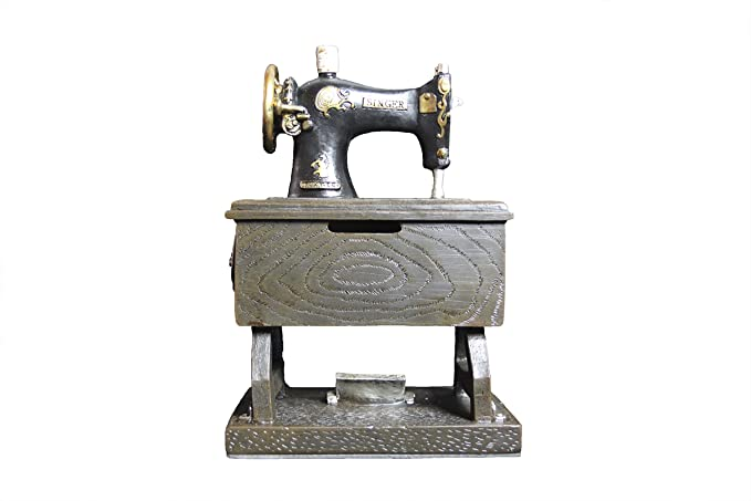 Oh! Trendy Oh. Moda ™ Vintage máquina de coser adulto Piggy Banco ...
