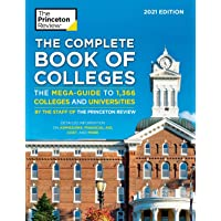 The Complete Book of Colleges, 2021: The Mega-Guide to 1,349 Colleges and Universities (College Admissions Guides)