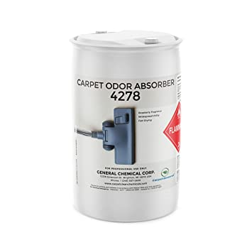 Carpet Odor Absorber Solution 4278 by CarpetGeneral | Deodorizer | Neutralize Odors | Concentrated Formula |