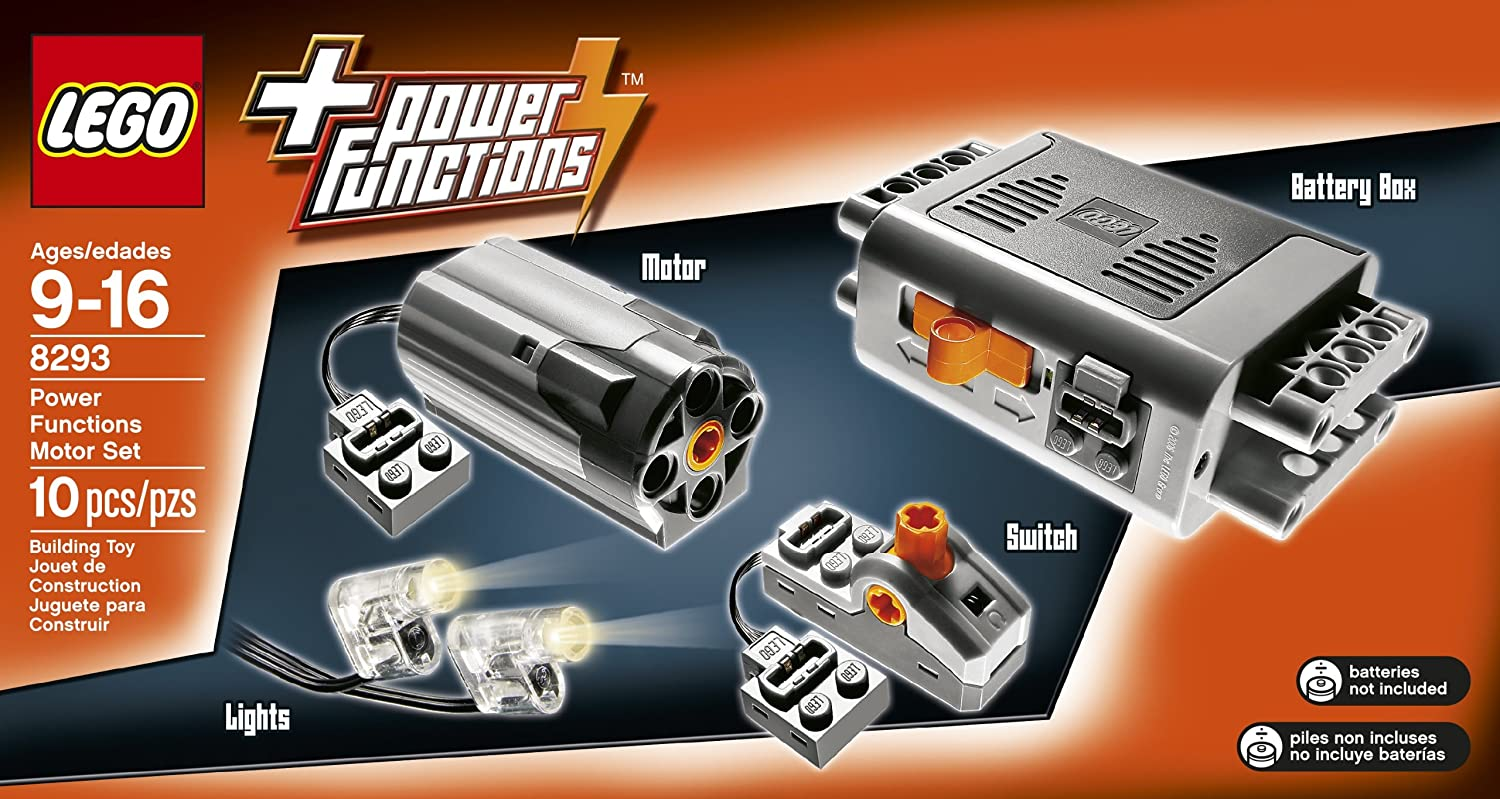 Lego® Technic Power Functions M Motor 9V 8883 Technik geprüft