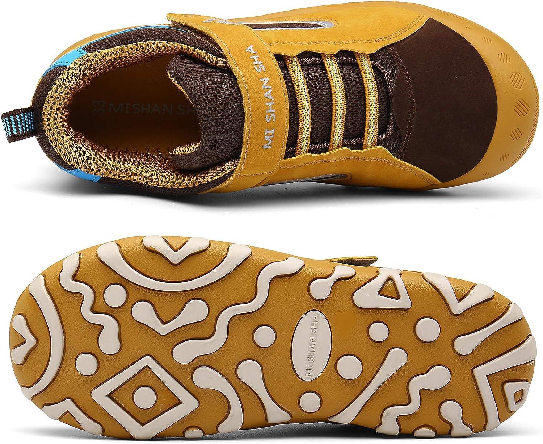 Mishasha Baskets Fille Gar/çon Respirant Enfant D/écontract/ées Chaussures de Sport Ultra-l/ég/ères Mixte Low Top Sneakers