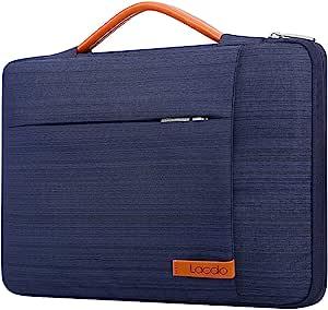 Star War Mandalorian Laptop Sleeve Case Handheld One Shoulder Shockproof Oxford Protective Case//Notebook Computer Pocket Case//Tablet Briefcase Carrying Bag Compatible-15.6 inch