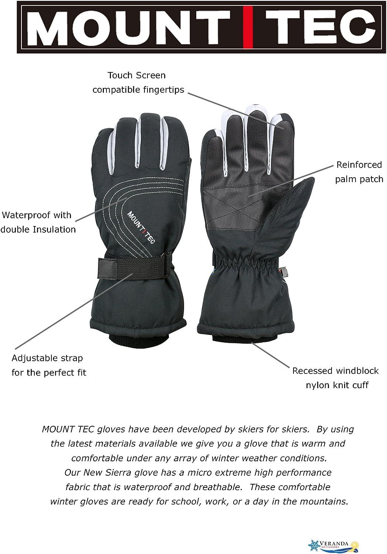 MOUNT TEC Ladies New Sierra Gloves