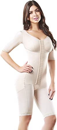 Fajas Colombianas Reductoras y Moldeadoras High Compression Garments After Lipo