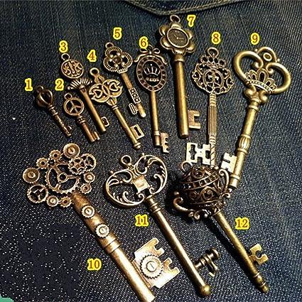 Antique skeleton key dating