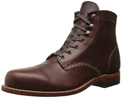 Wolverine Mens 1000 Mile Brown Work Boot - 8 3E