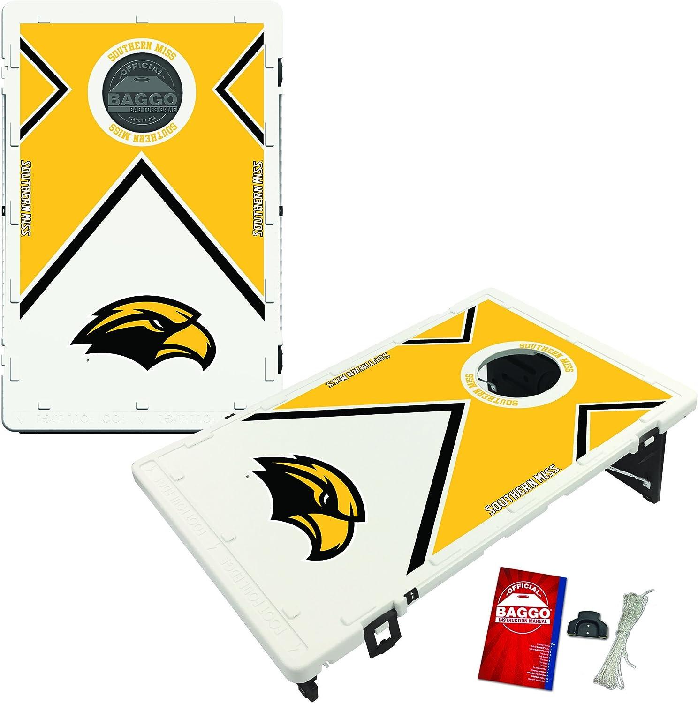 Southern Mississippi Golden Eagles USM Baggo Bean Bag Toss Cornhole Game Vintage Design