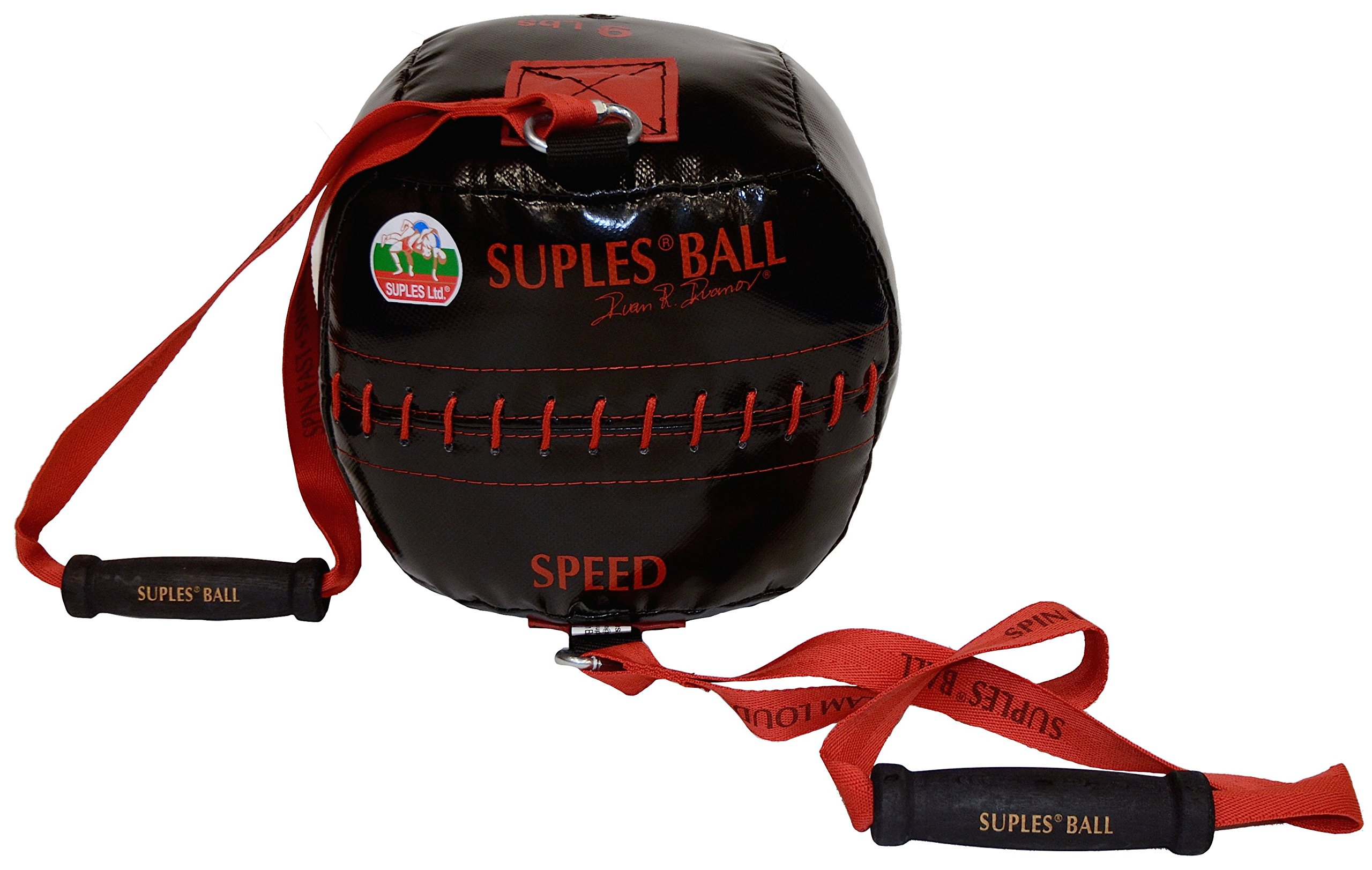 Suples Ball - Speed (Fitness, Bulgarian Bag, Crossfit, Wrestling, Judo, Grappling, Functional Training, MMA, Sandbag, Core, Medicine Ball) (9)