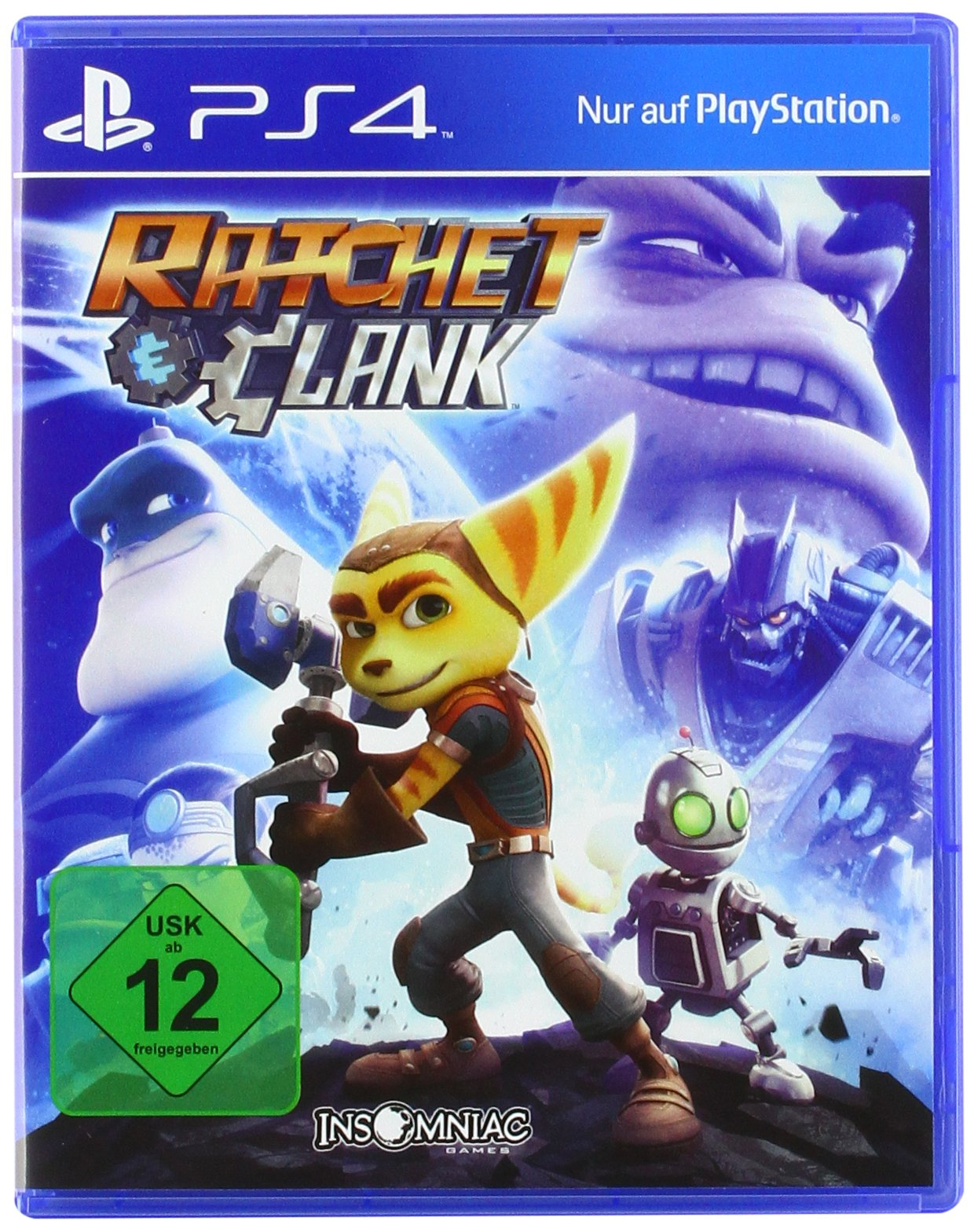 Ratchet & Clank - [PlayStation 4] product image