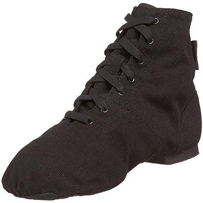 Sansha Soho Lace-Up Jazz Shoe 51236cf4b90