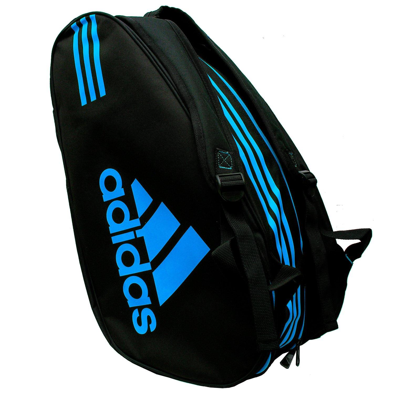 Paletero Adidas Control Black / Blue: Amazon.es: Deportes y aire libre
