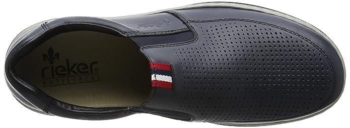 Rieker Herren 17365 14 Slip On Sneaker: : Schuhe