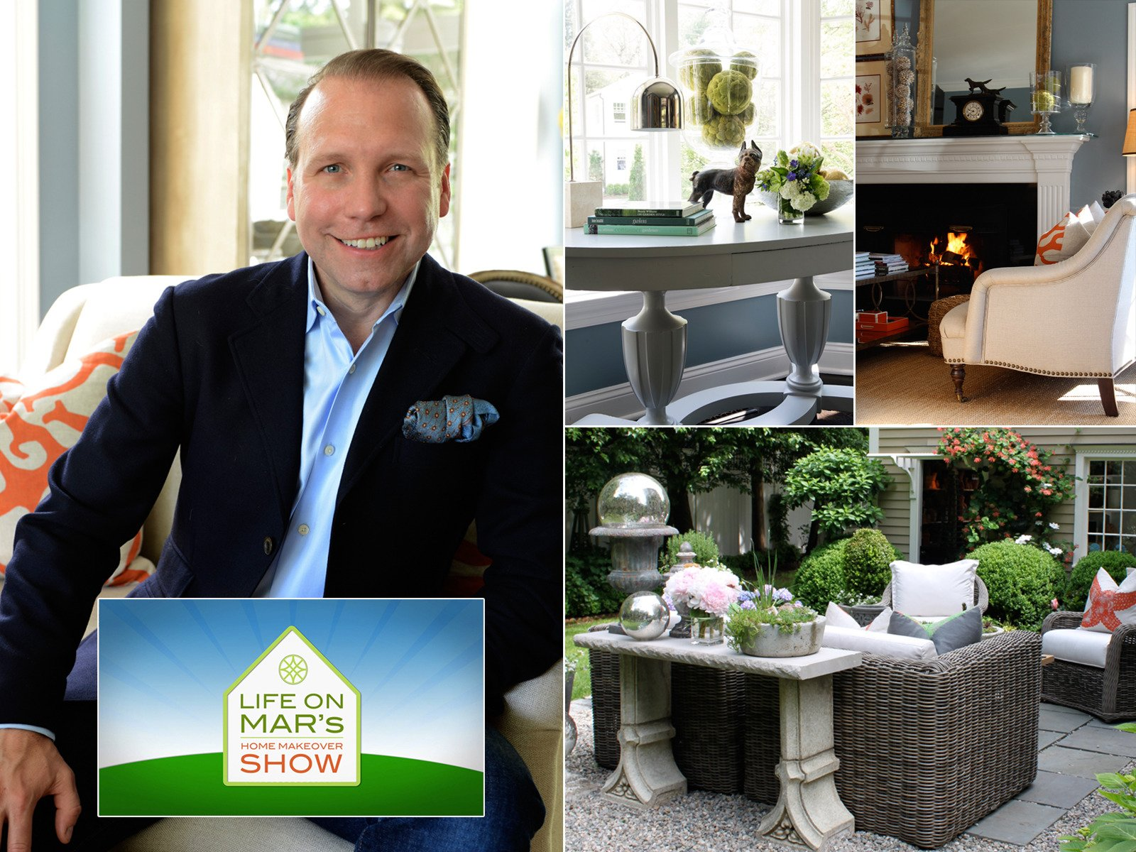 pleasing home and garden tv shows. Amazon com  Life on Mar s The Home Makeover Show Jennings Christopher Panton Paul Mitchell Digital Services LLC