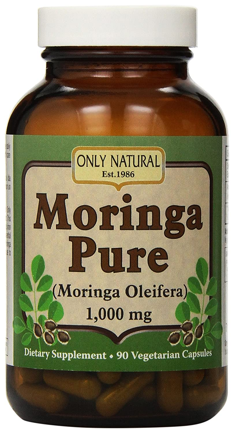 Buy herbal supplements 1000 count capsules - Amazon Com Only Natural Moringa Pure 1000 Mg 90 Vegetarian Capsules Health Personal Care
