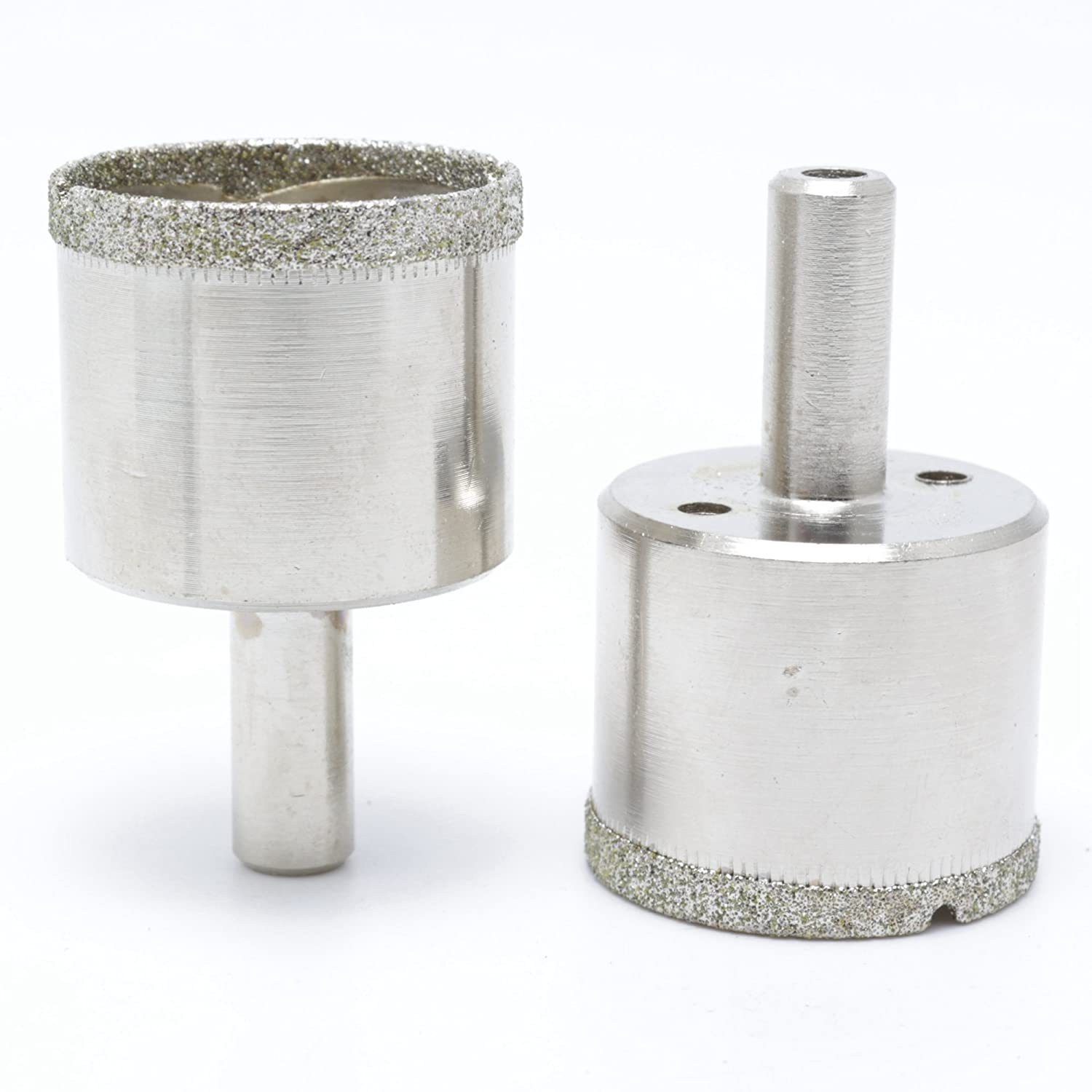 2/'/' 3.3/'/' Diamond Drill Bits Coated Hole Saw Cutter Glass Tile Ceramic 38mm