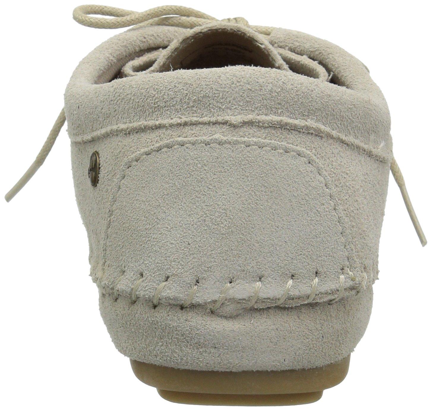 BEARPAW Boot Women's Ellen Oxford Boot BEARPAW B06XJR1YHC 9.5 B(M) US|Linen 0aa775