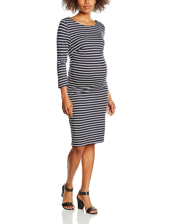 Noppies Damen Umstandskleid Dress 3/4 Slv Yd