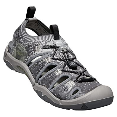af81f0d6d7b2 KEEN Men s Evofit One Hiking Sandals Grey  Amazon.co.uk  Shoes   Bags