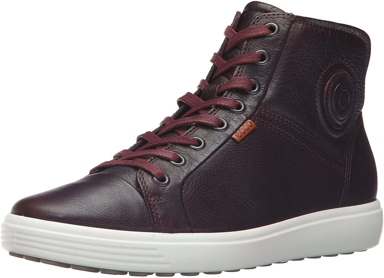 Soft 7 High Top Fashion Sneaker