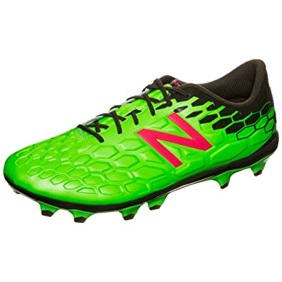 3d0d48980b278 Visaro 2.0 Mid FG Football Boots - Energy Lime/Military Dark Triumph Green  - Size