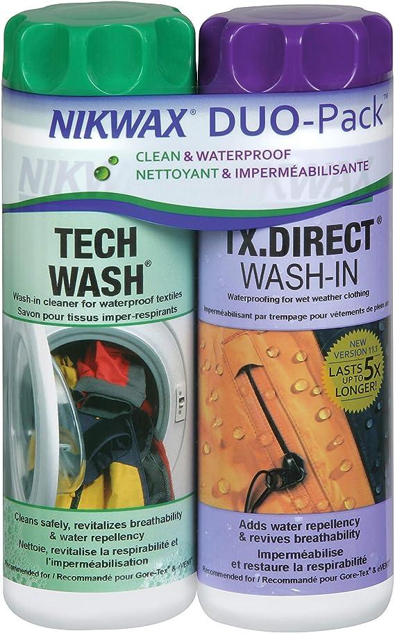 Nikwax 354605000 - Cuidado Personal para Acampada: Amazon.es ...