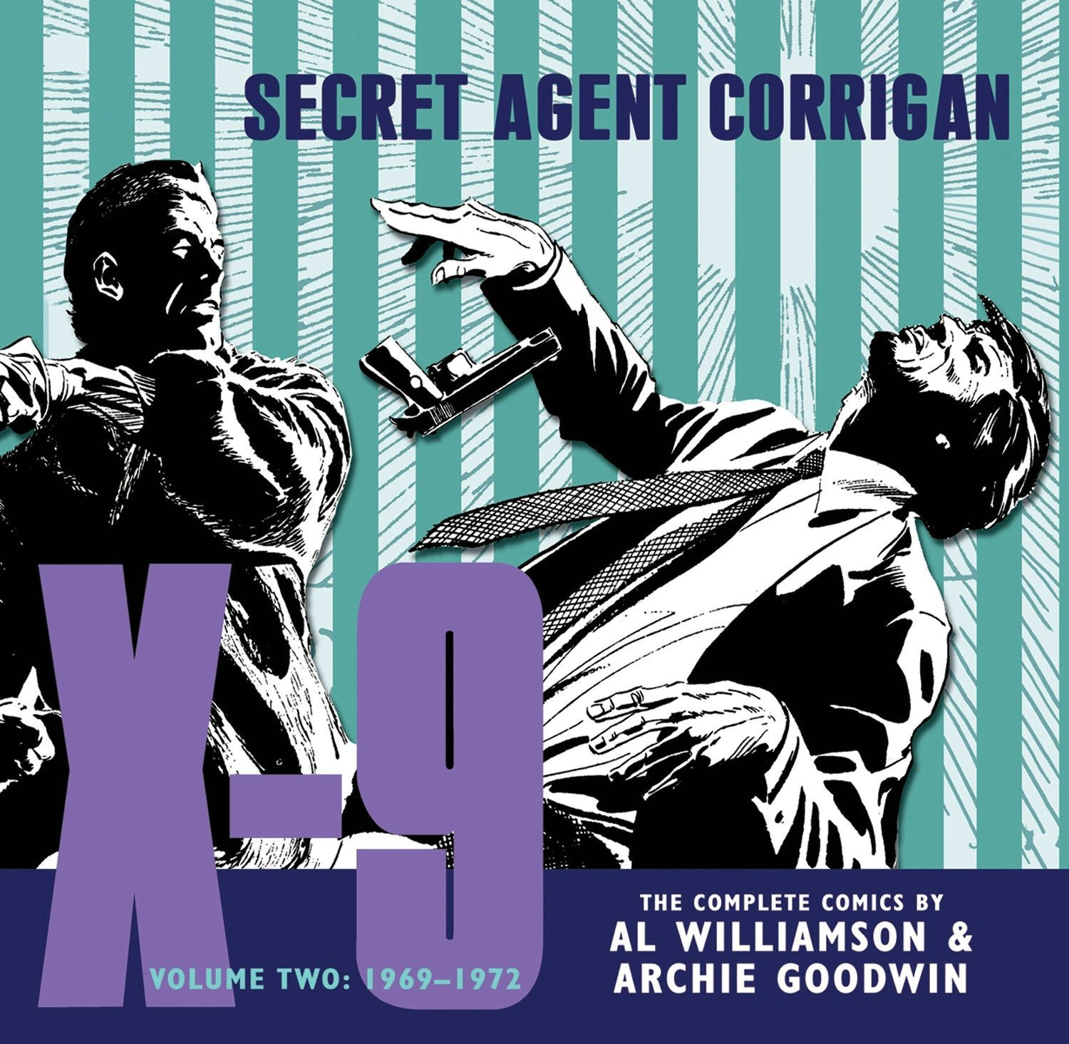 Read Online X-9: Secret Agent Corrigan Volume 2 ebook
