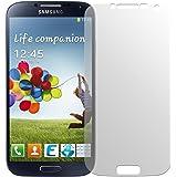6x dipos Displayschutzfolie Samsung Galaxy S4 Schutzfolie matt Antireflex