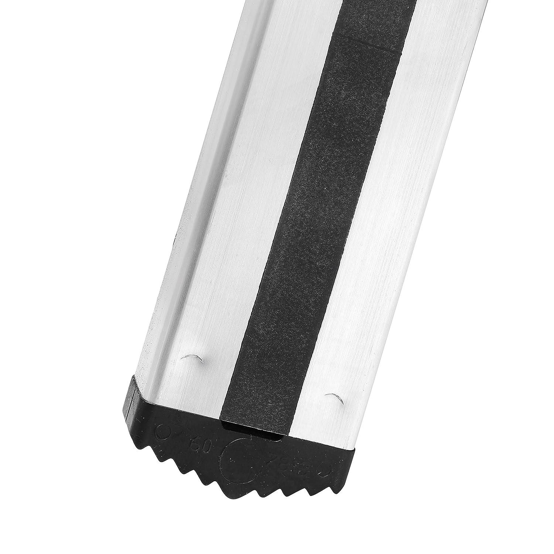 2x18 Sprossen HYMER ALU-PRO 7005136 Seilzugleiter zweiteilig