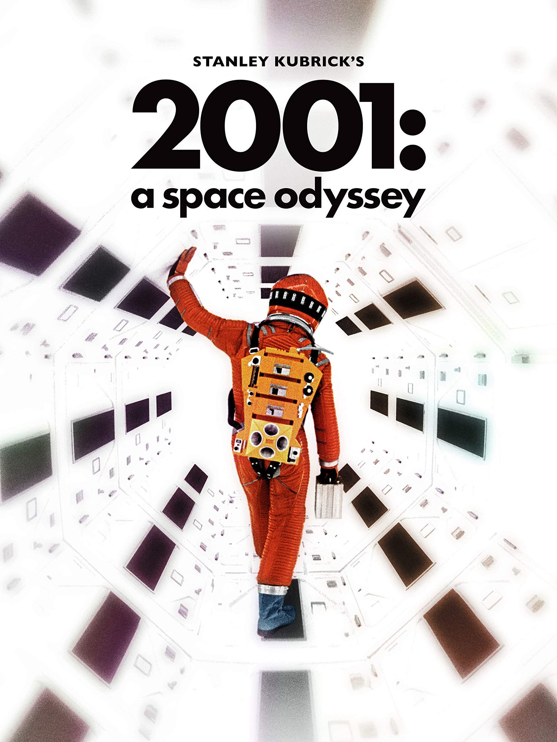 Amazon.com: 2001: A Space Odyssey : Douglas Rain, Frank Miller ...
