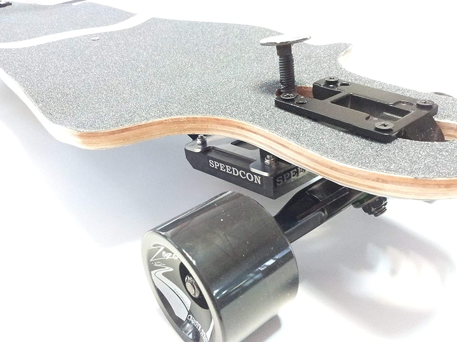 Longboard Brake 2.0 Kit for Drop through(A Single NEW NTR PAD Brake Kit)